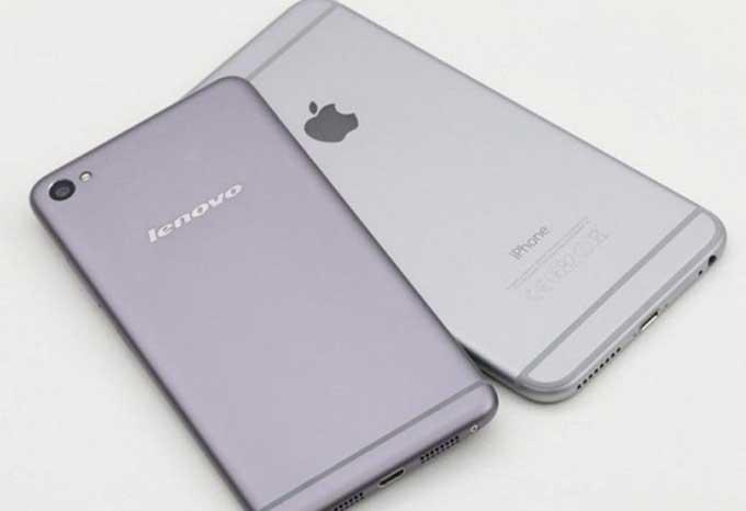 Чому Apple не судиться з китайськими компаніями?
