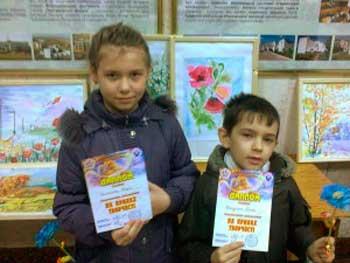 На фестивалі «На крилах творчості» юні чорнобаївці показали високий рівень майстерності