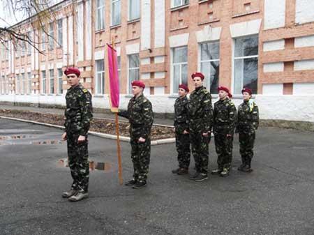 Учні Христинівщини готуються до Всеукраїнської дитячо-юнацької військово-патріотичної гри «Джура»
