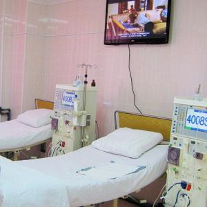 Черкаська обласна лікарня здатна забезпечити лікуванням всіх хворих на ниркову недостатність