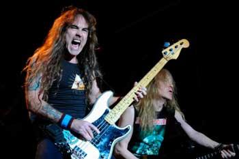 Iron Maiden завершили запис нового альбому