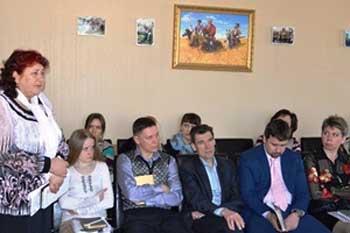 """Колектив Мошнівської районної лікарні виступив проти """"оптимізації"""""""