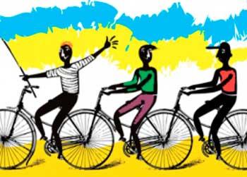 Канівчани збирають підписи під петицією «Каневу - велодоріжку»
