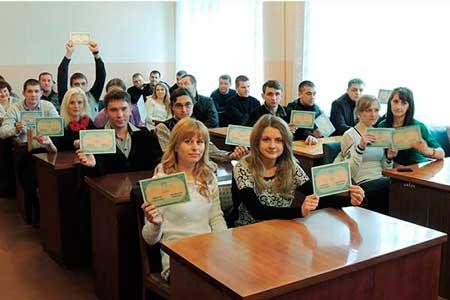 Випускникам Черкаського відділення Національної академії внутрішніх справ вручено дипломи