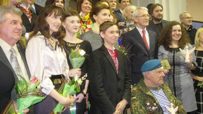 Діяльність черкаської дитячої громадської організації школи №28 визнана на всеукраїнському рівні