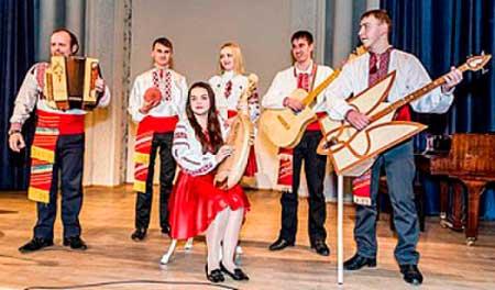 З Жашкова до столиці приїхав «сірниковий оркестр»