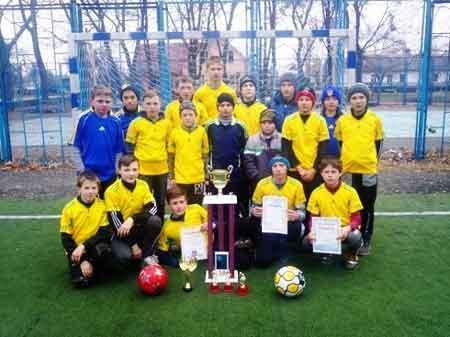 У Христинівці пройшов футбольний турнір пам'яті Берегового