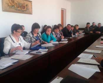 На Смілянщині радилися щодо стану транспортного обслуговування в районі