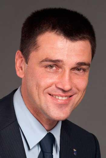 Андрій Більда обраний новим головою відділення НОК Черкаської області