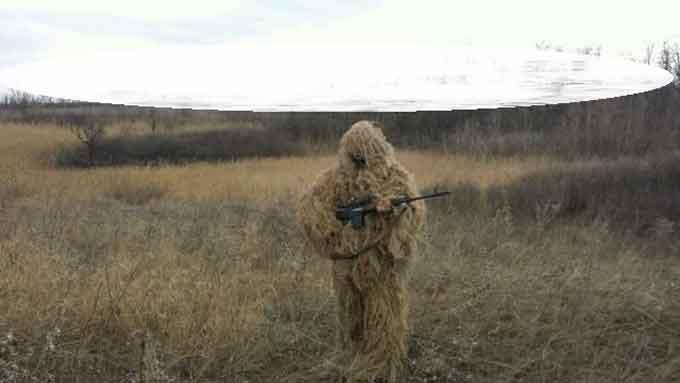 Черкащанка прагне розробити для снайперів додаткове маскування на зброю