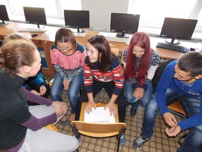 Смілянський клуб «Як стати успішним» обмінювався міжнародним досвідом