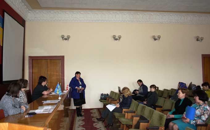 Відбулося перше засідання Форуму місцевого розвитку Чигиринського району