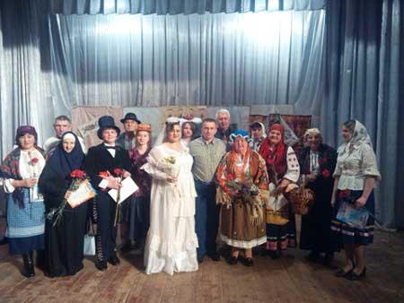 Христинівський аматорський театр відсвяткував ювілей