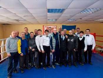 18 медалей завоювали спортсмени Черкаського району на відкритому чемпіонаті з боксу
