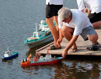 У травні Черкаси прийматимуть Чемпіонат Світу з судномодельного спорту в класах радіокерованих яхт