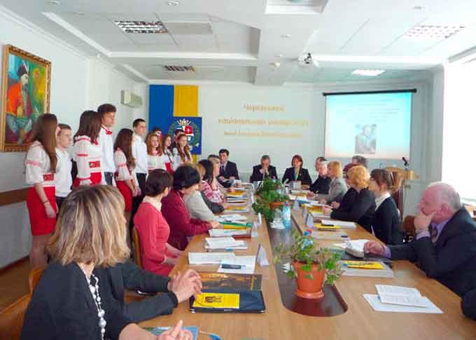 Всеукраїнська науково-практичній конференції «Олександр Антонович Захаренко і сучасність: виховуємо громадянина-патріота»