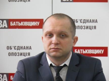 Соратник регіоналів у неприродний спосіб очолив владну партію на Черкащині