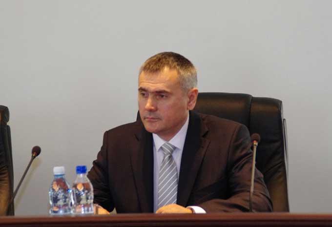 Представили новго заступника прокурора області Олександра Мироненка (фото, біографія)