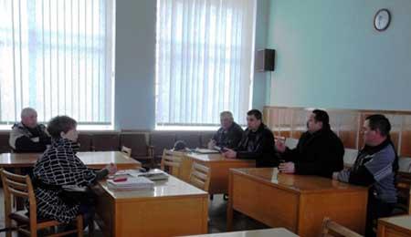 На Христинівщині громадська рада обговорює референдум по вступу до НАТО