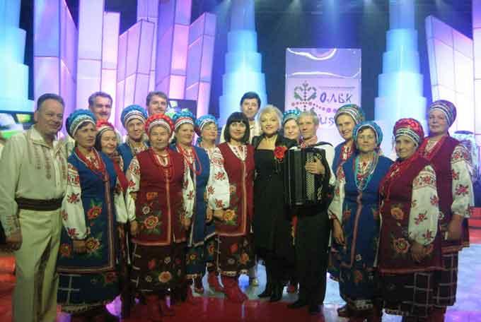 Чигиринська «Козачка» - переможець програми «Фольк-musik»