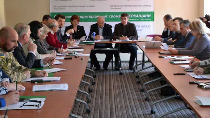 Черкаський політпроцес: від «Об'єднання територіальних громад» – до партії