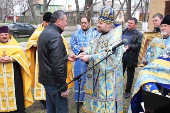 Золотоніських волонтерів нагородили медалями «За жертовність і любов до України»