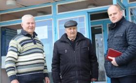Очільник Чигиринщини з робочим візитом об'їжджає села Богданового краю