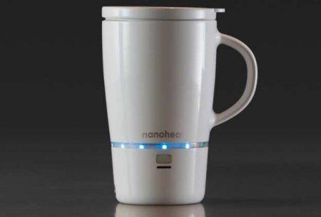 Створена чашка, яка не дасть охолонути вашій каві