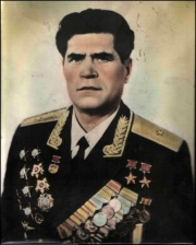 До 95-річниці від Дня народження генерал-майора, двічі Героя Радянського Союзу Степаненка Івана Никифировича