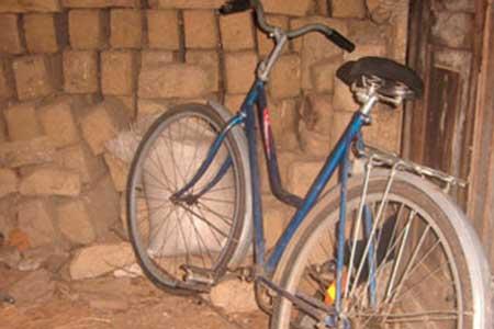 Черкаські правоохоронці затримали серійного крадія велосипедів