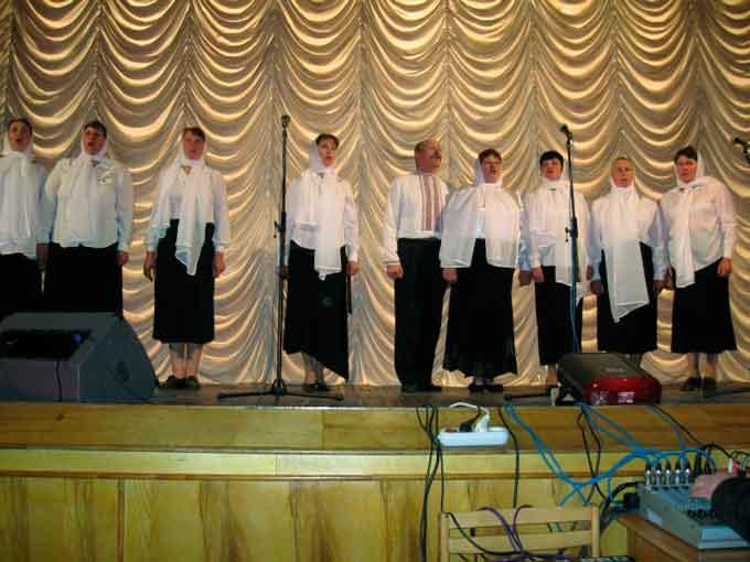 Драбівчани взяли участь у обласному фестивалі духовної музики