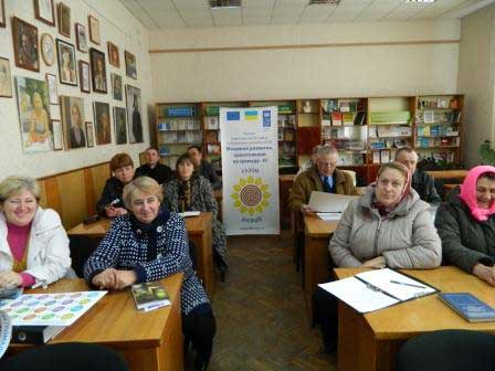 У Шполі пройшов семінар-тренінг для пілотних громад Проекту МРГ-ІІІ