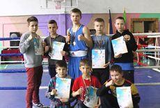 Черкаські боксери успішно виступили на Всеукраїнському турнірі у місті Ватутіне