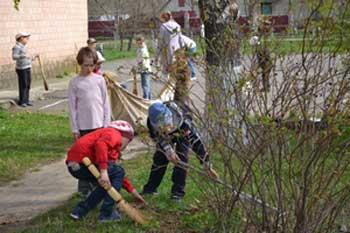 Активні жителі Бобриці долучились до екологічної акції
