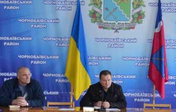 Стан розвитку галузі тваринництва в Чорнобаївському районі обговорили на апаратній нараді