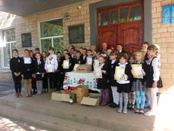 Худяківські школярі зібрали понад 5 тисяч відпрацьованих батарейок
