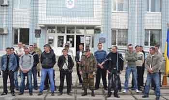 Лави Збройних сил України поповнили лисяни