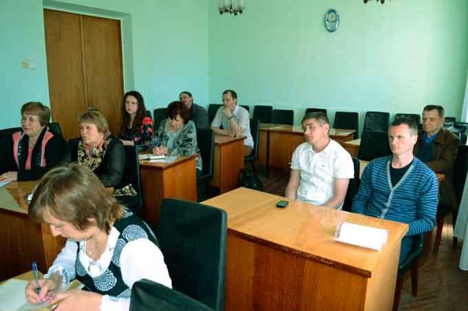 На Драбівщині обрали Громадську раду