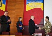 Чигиринських військовослужбовців нагороджено пам'ятним нагрудним знаком «За Україну, за її волю»