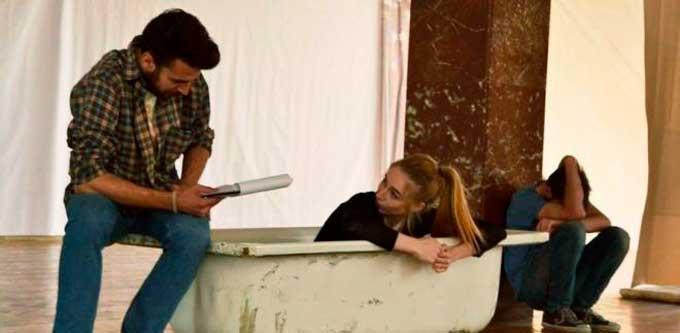 Золотоніський режисер запрошує на «Мости» за творами Жадана до Черкаського драмтеатру