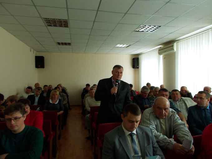 Корсунські депутати просять передати заповідник у державну власність