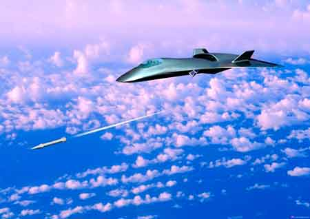 Військові США роблять ставку на безпілотні винищувачі