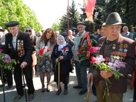 День Перемоги на Шполянщині став єднанням воїнів різних поколінь
