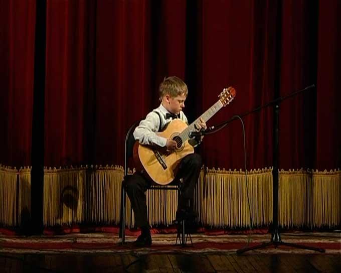 Вихованець Черкаської музичної школи №2 став лауреатом Міжнародного конкурсу у Білорусі