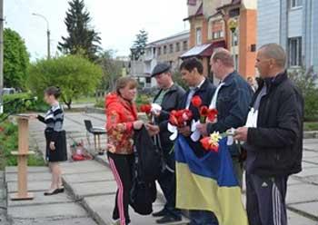 Майбутні бійці Лисянщини йдуть на захист нашої держави