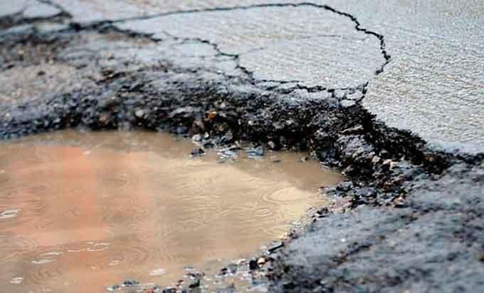 Яке фінансування, такий і ремонт, – черкаські дорожники