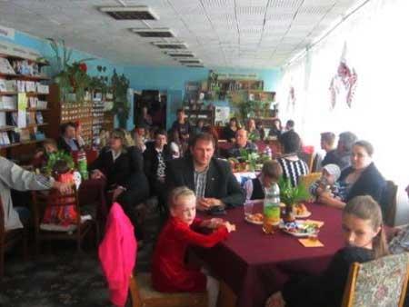 На Катеринопільщині відсвяткували День матері та День сім'ї
