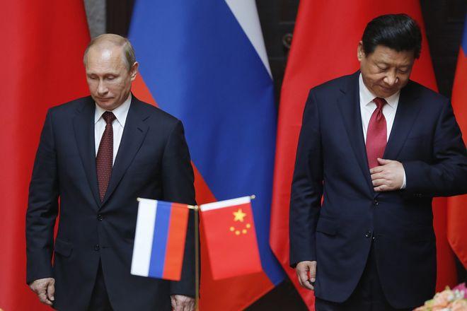 Китай відмовився від союзу з Росією