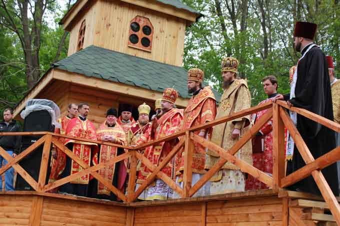 У селі Суботові на Черкащині освятили каплицю, джерела та купальню