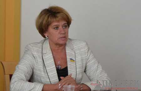 Черкаська екс-депутатка очолила українське відділення ЖДМ